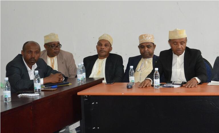 Plus de 40 élus signent un mémorandum contestant la légitimité des assises