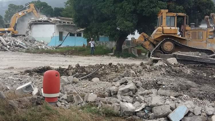 Début du chantier de construction de l'hôpital El-Maarouf