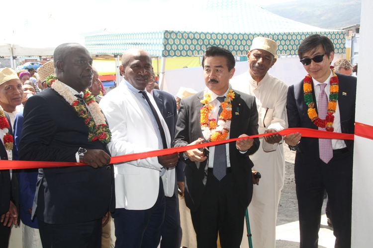 Gestion des déchets  : Inauguration du premier centre de tri des déchets recyclables