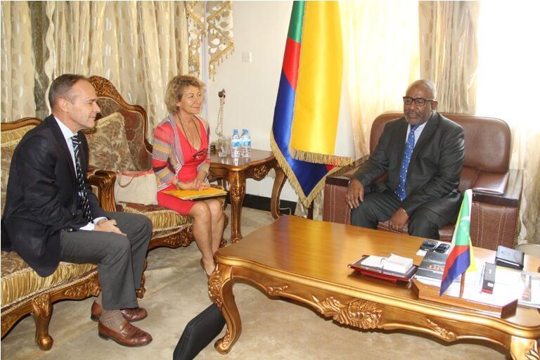 La France demande aux Comores la libération de Sitti et le respect de droit de l'homme