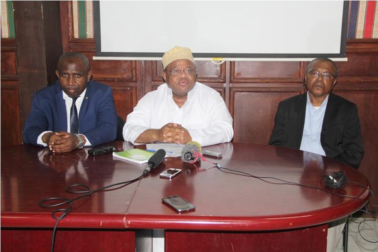 S. El-Amine : Si la France veut la confrontation, nous sommes prêts, mais elle doit quitter Mayotte